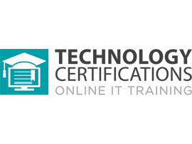 Technology Certification  Online It Training Technology Certifications